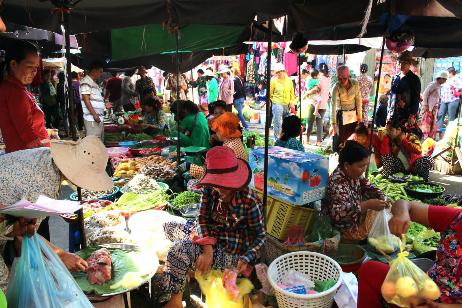 Cambodia Food Culture