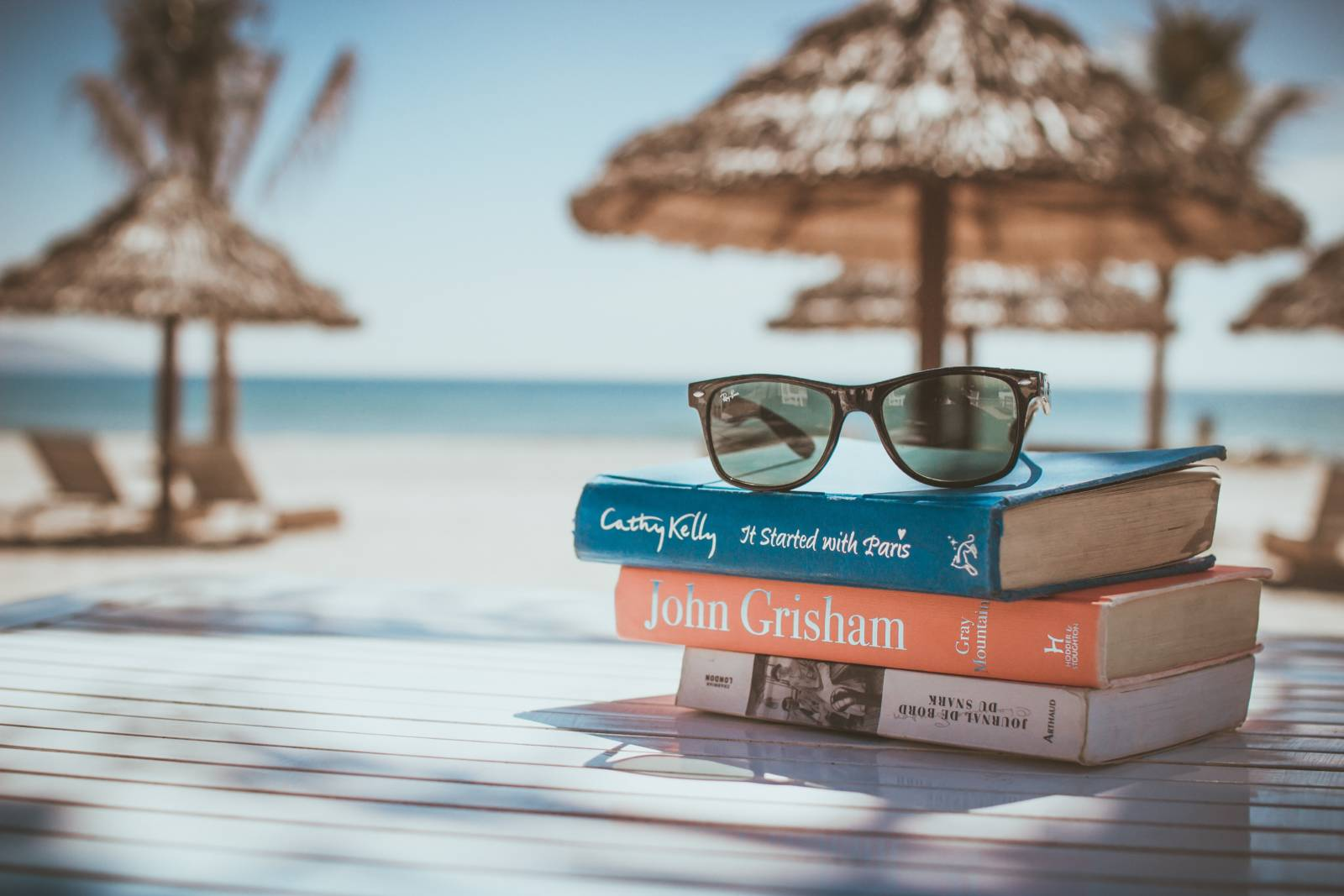 Travel Books that Inspire