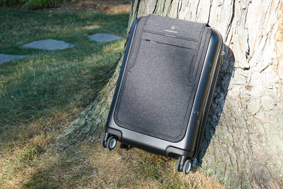 Top Travel Items for July 2016 Bluesmart suitcase