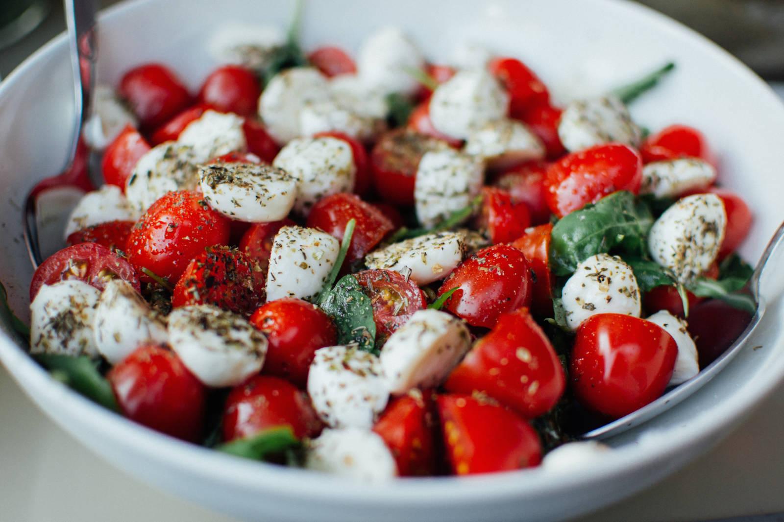 Italiand food