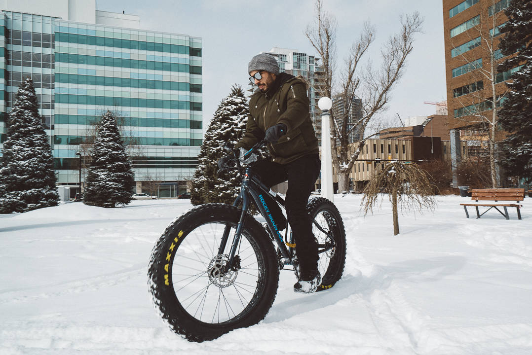 Fat Bike Calgary