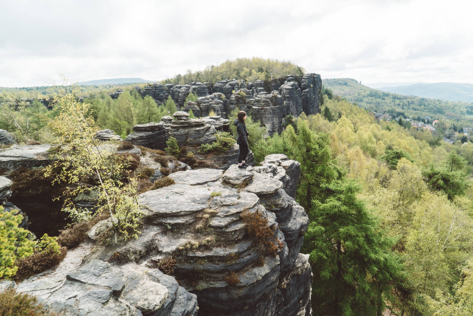 Adrspach National Park, Trutnov Czech
