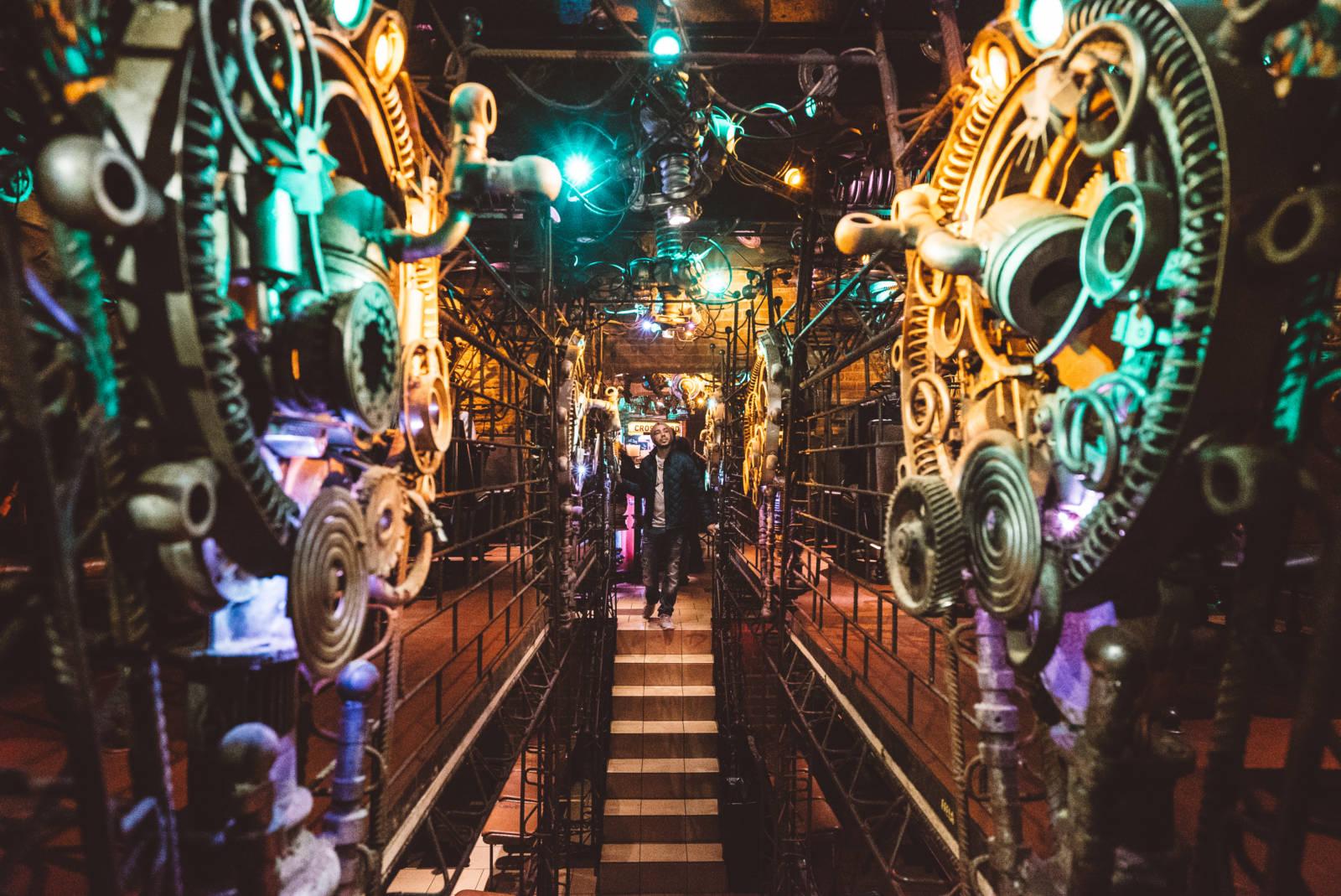 Prague Robot Bar