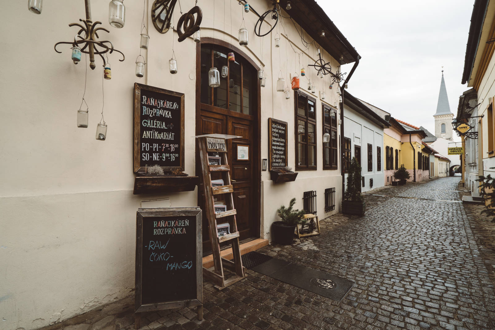 Ranajkaren Rozpravka Košice