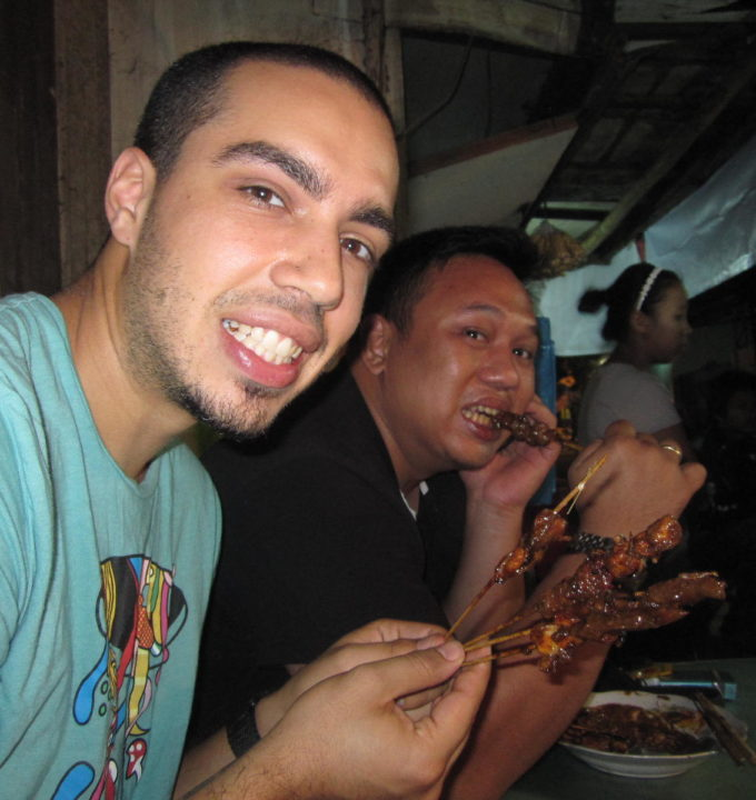 Couchsurfing in Indonesia