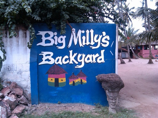 Reggae Beats And Great Vibes At Big Milley's Backyard