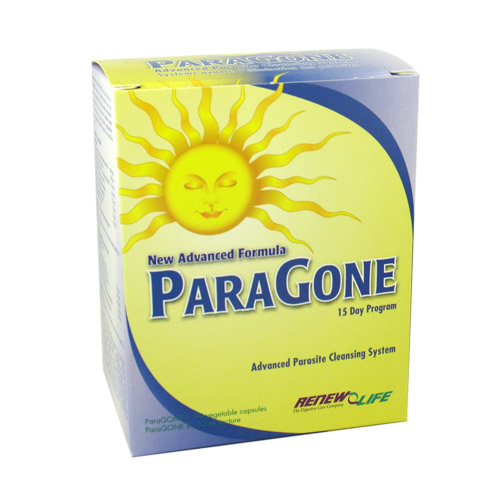 The 40 Day ParaGONE Cleanse: Week 1