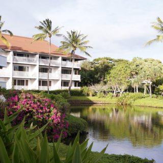 Outrigger Kiahuna Plantation in Kauai