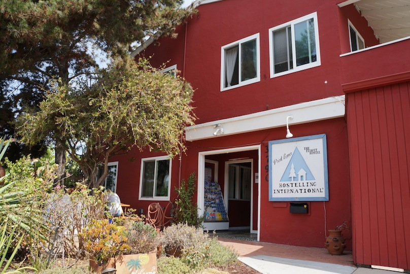 Welcome to HI Hostel Point Loma!