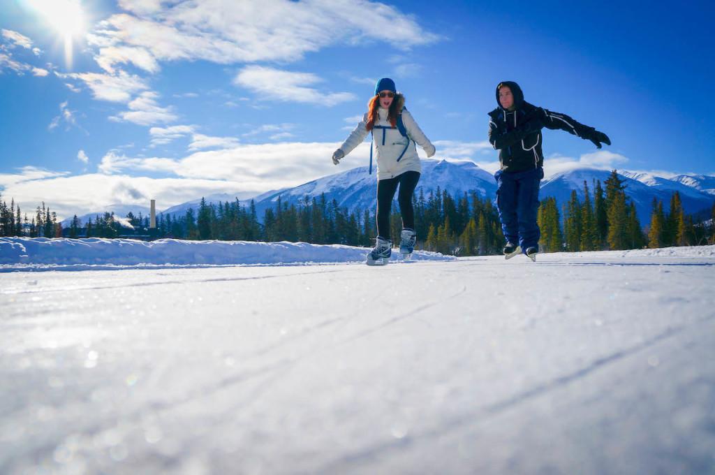 Skating - Jasper