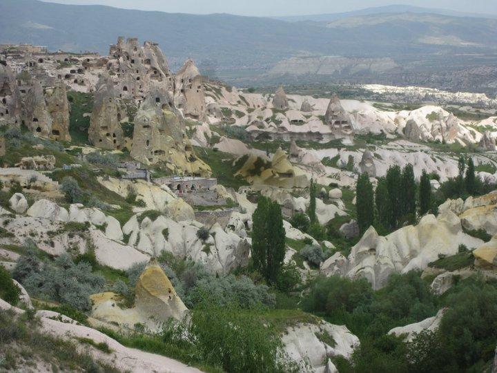 cappadocia cave houses