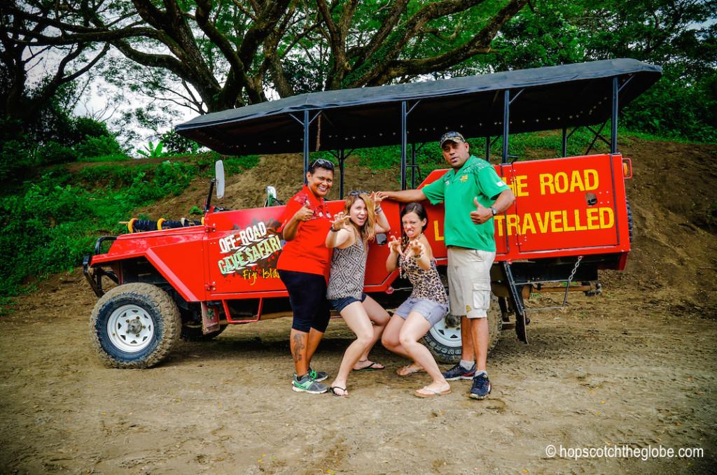Fiji Off Road Cave Adventure