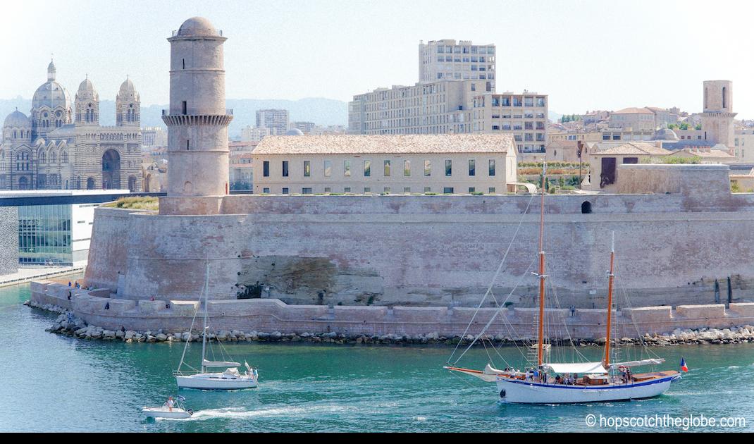 Photo Tour of Marseille, France