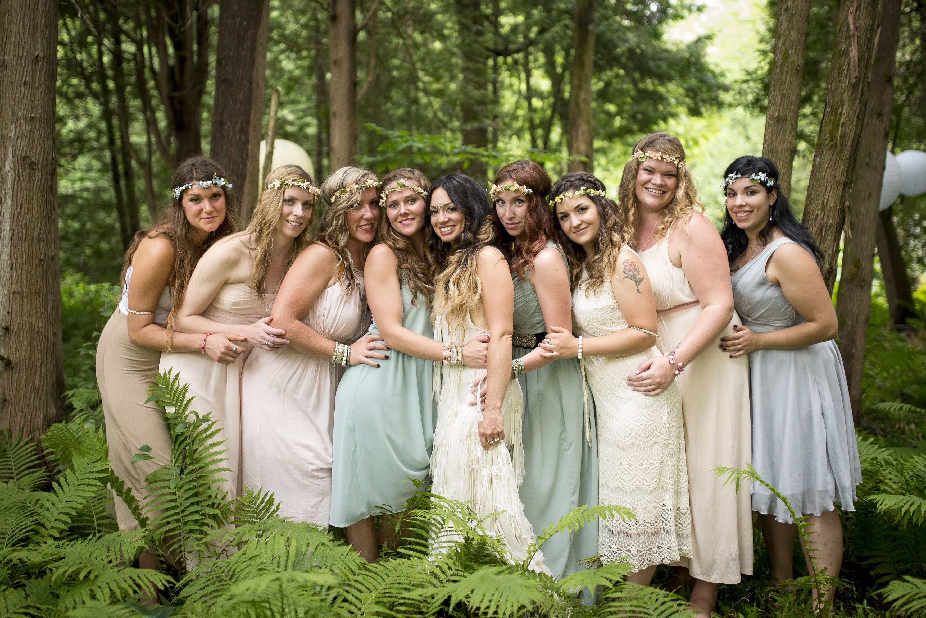 Kristen and Siya\'s Enchanted Wedding