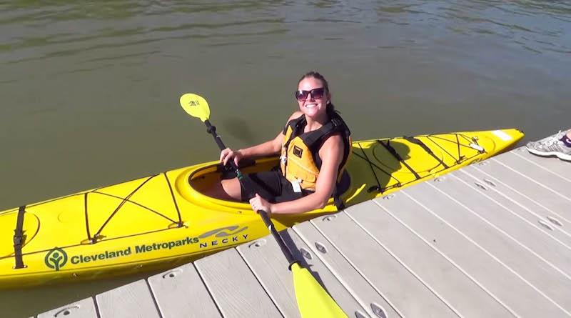 Cleveland Metroparks Kayaking
