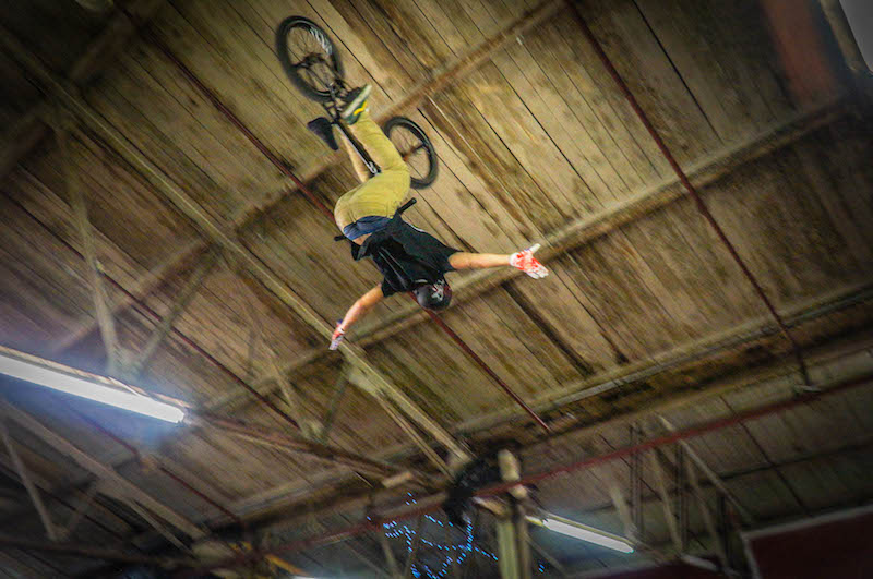 Ray's Indoor Bike Park