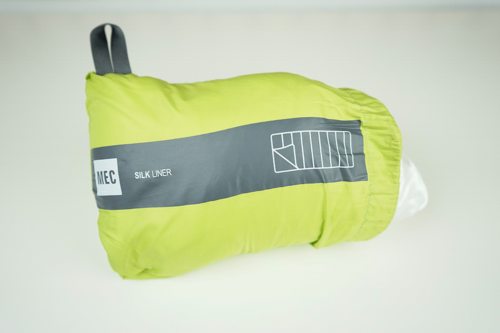 Silk Liner from Mountain Equipment Co-op