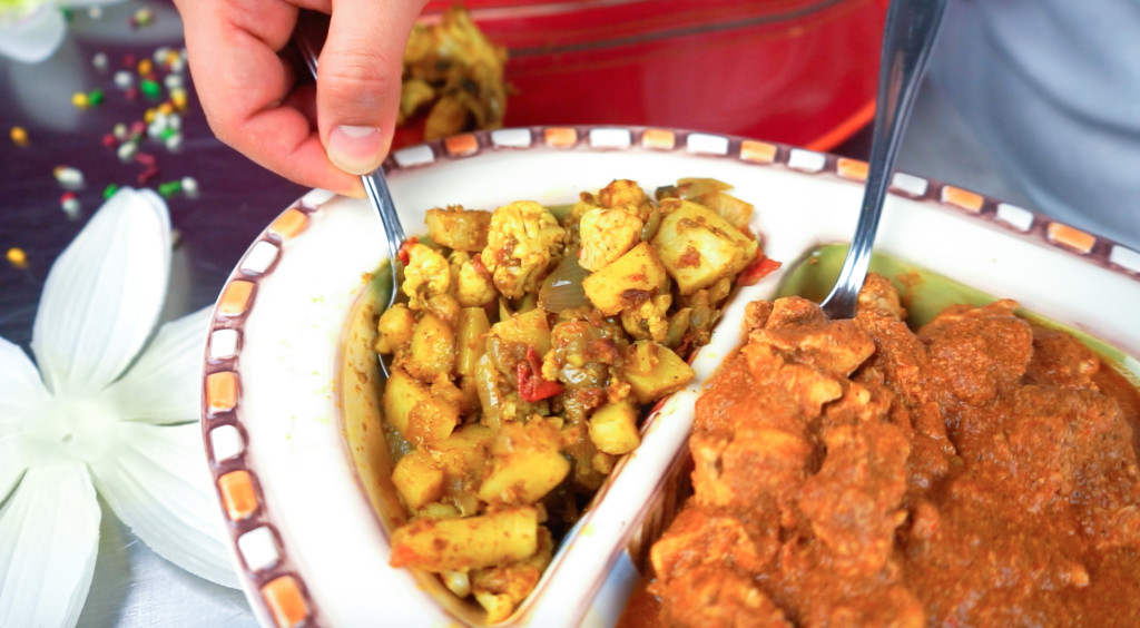 Aloo Gobi Indian Food Recipe