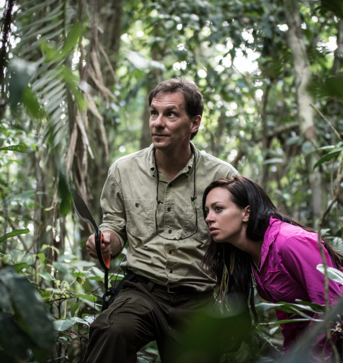 Guest Starring on Angry Planet in the Brazilian Amazon
