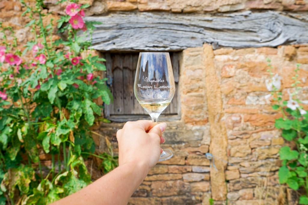 Roger Lassarat Wine