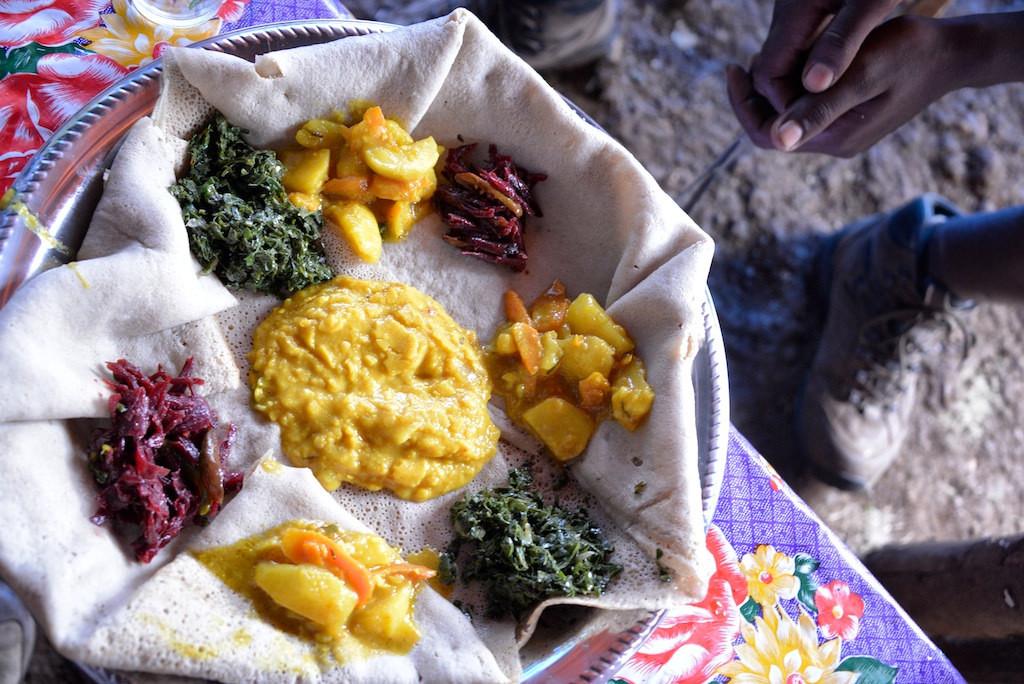 10 best countries in the world for vegetarians ethiopian injera forumfinder Gallery