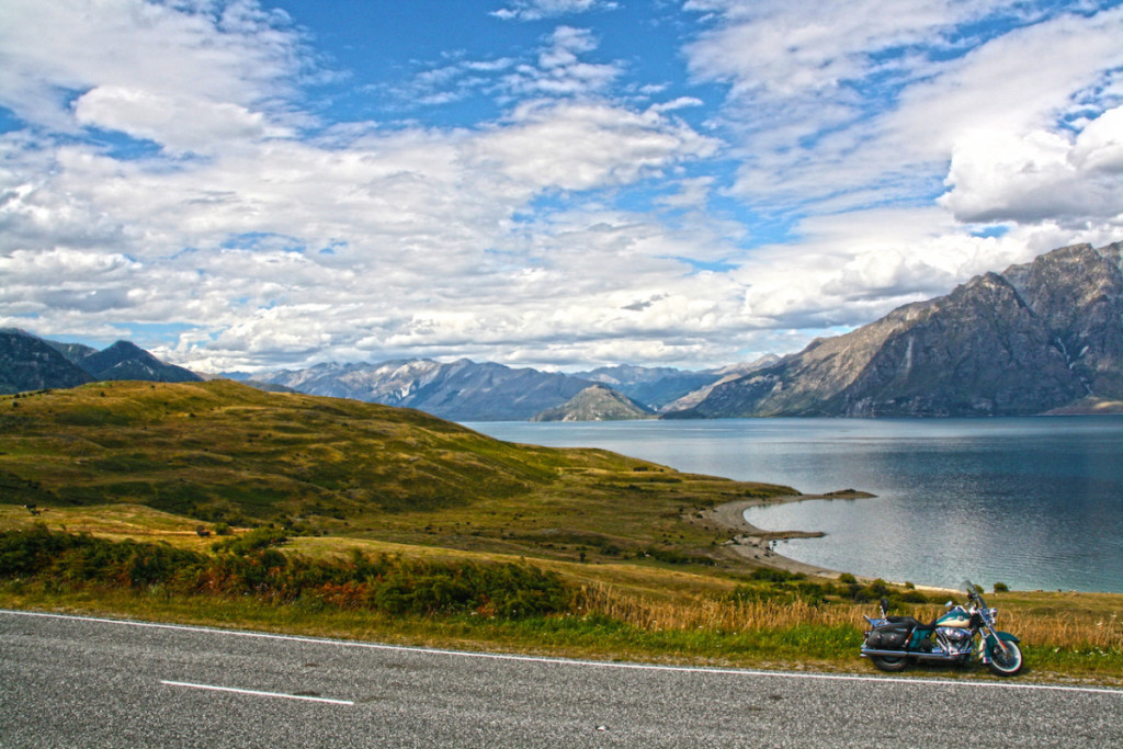 South Island Circuit - New Zealand