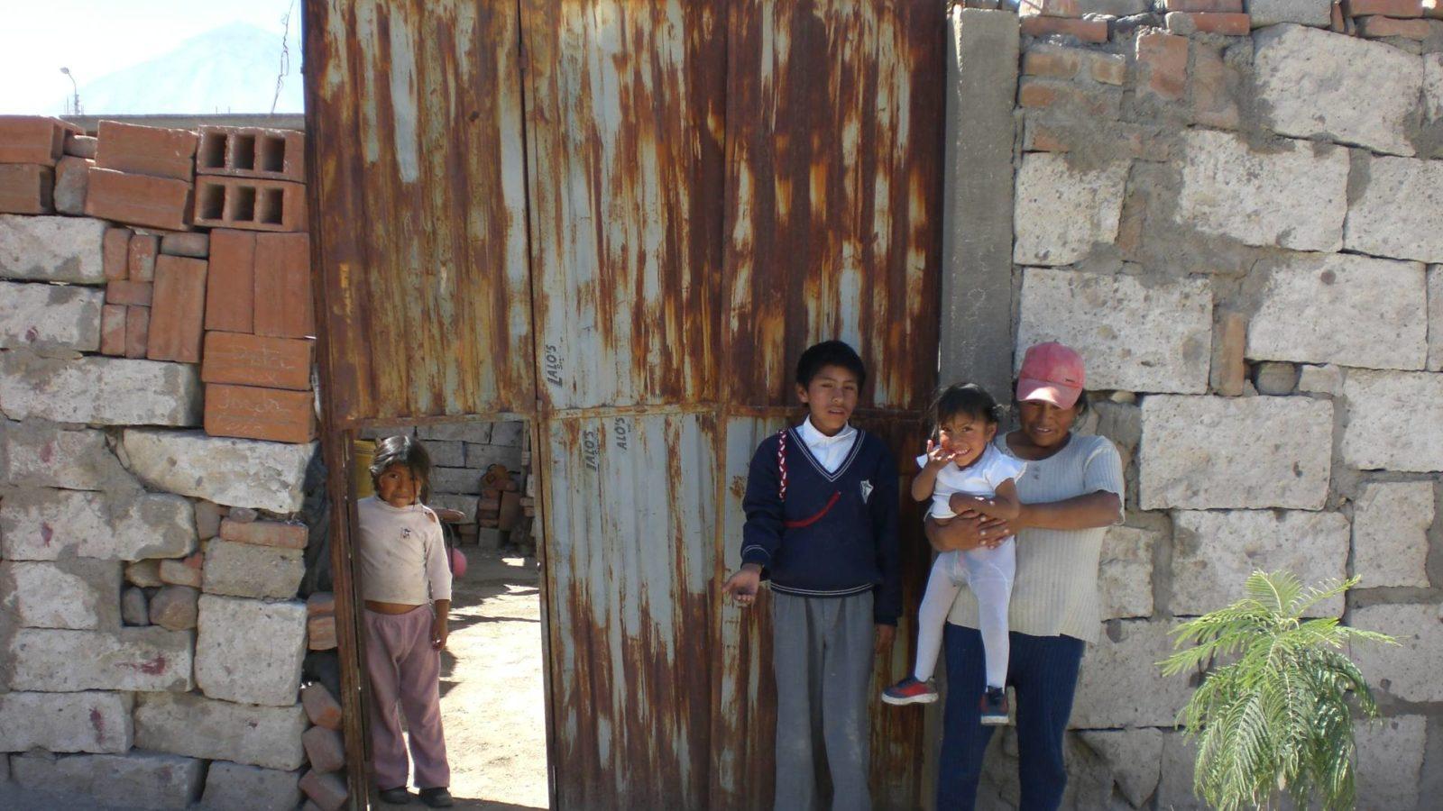 Peruvian Family