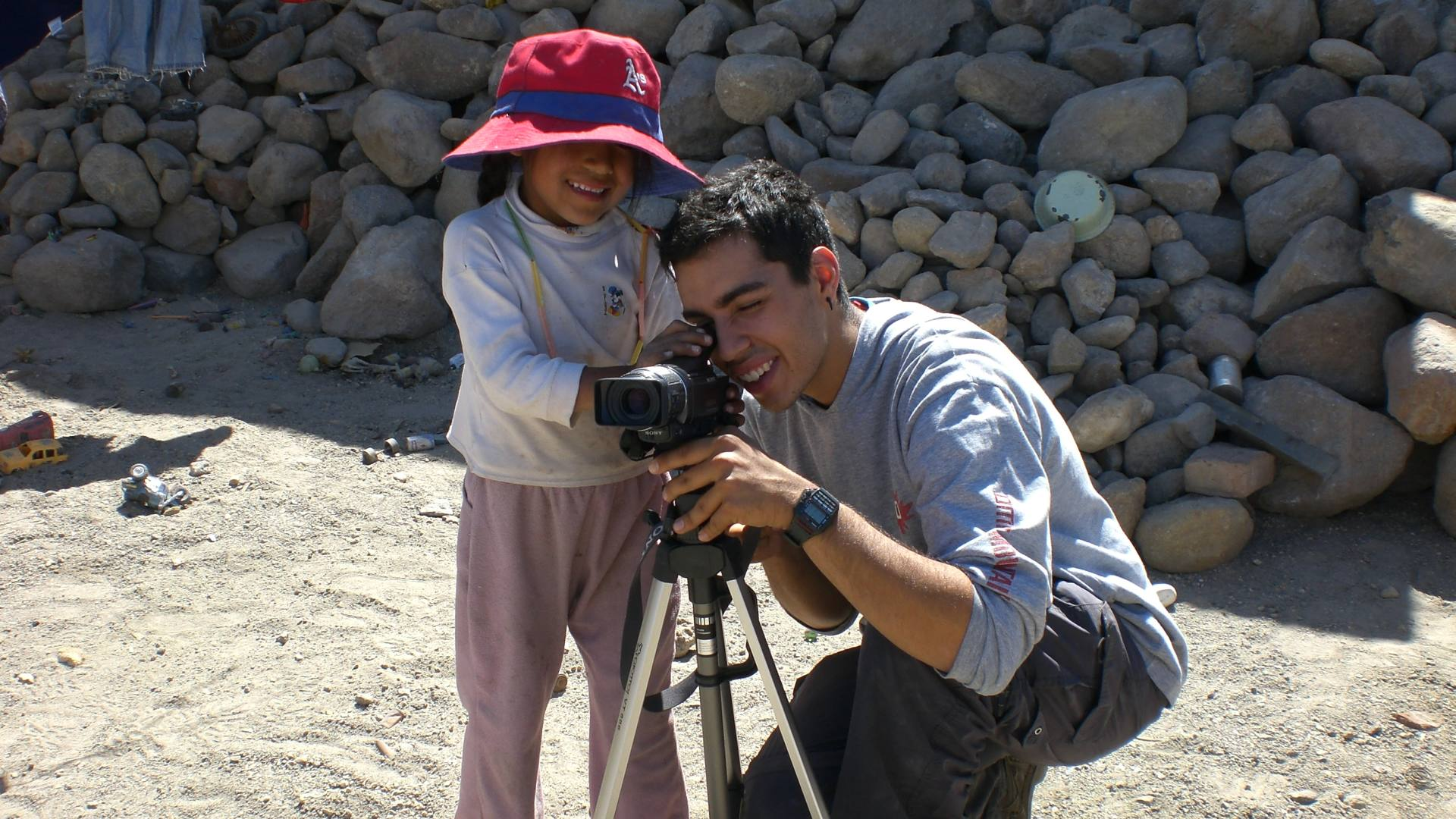 In 2007, we helped a family of 8 get access to clean water in Peru.