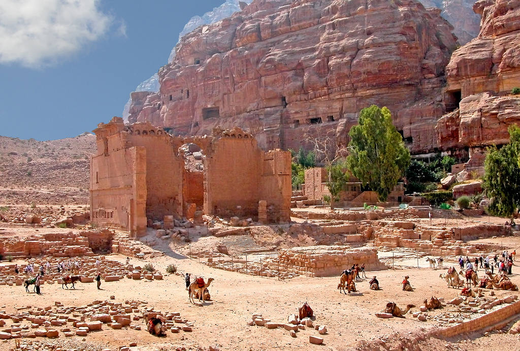 Jordan is a Top Countries Off The Tourist Trail That You Should Visit