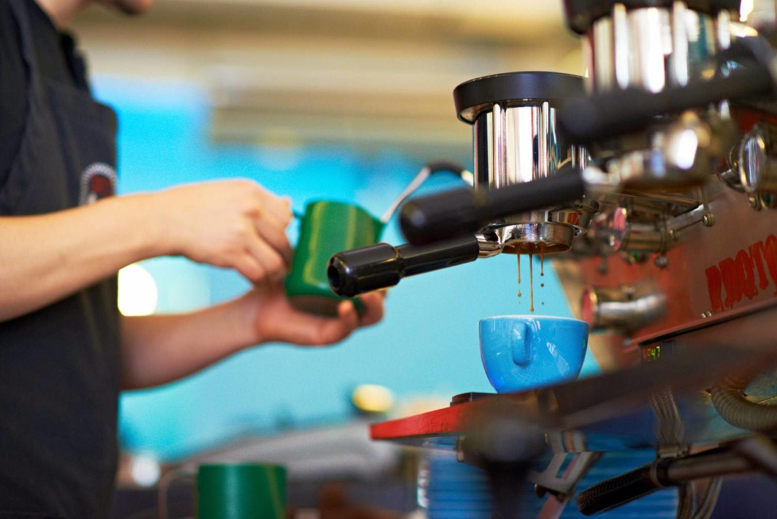 Top Coffee Shops In The UK
