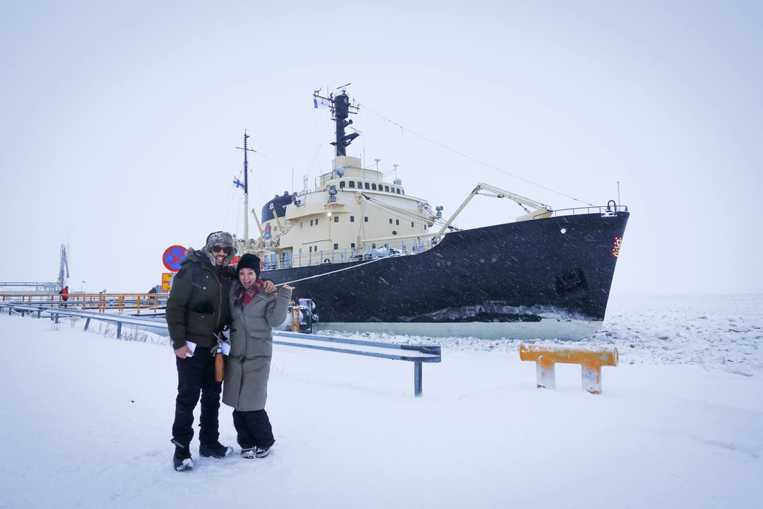 Finland Ice Breaker Cruise