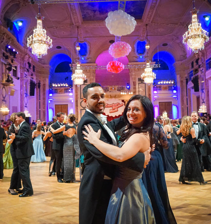 How to Prepare for a Viennese Ball