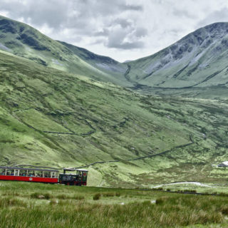 Top Places To Visit In The UK - Snowdonia-Wales