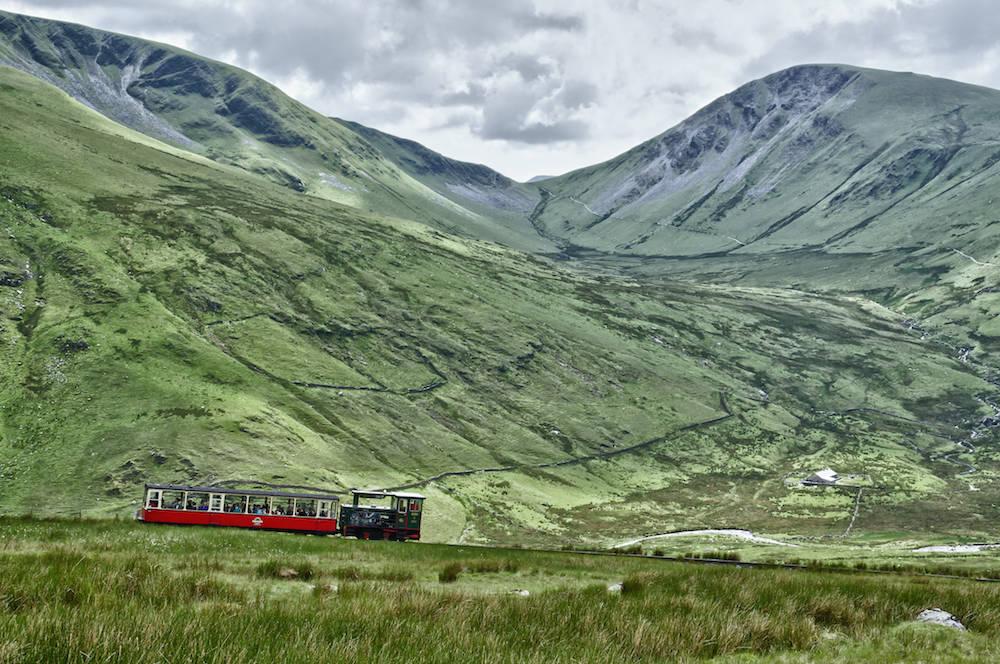 Snowdonia-Wales