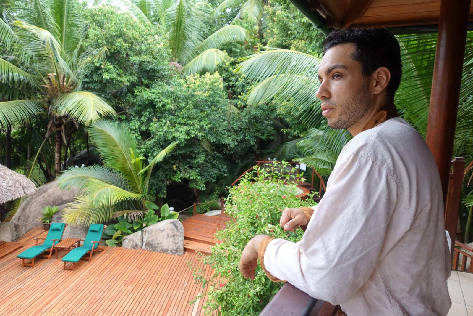 Hilton Labriz Silhouette Island Seychelles Spa
