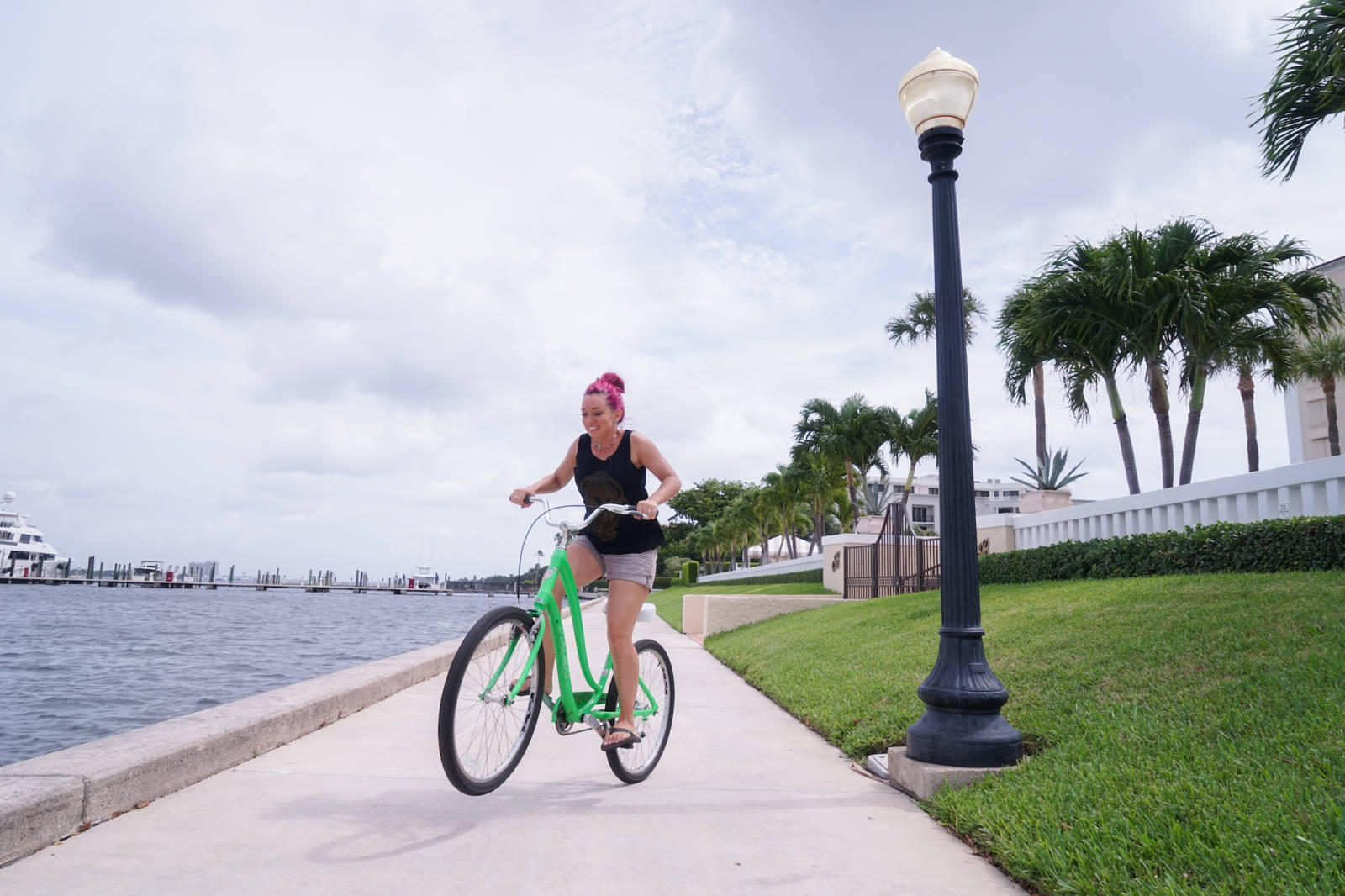 Bike Riding in Palm Beach Florida_2
