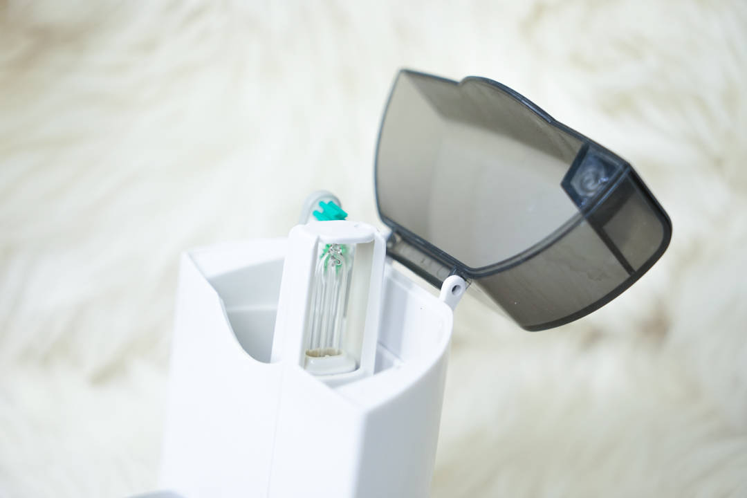 Elite Sonic Toothbrush Travel Favorites