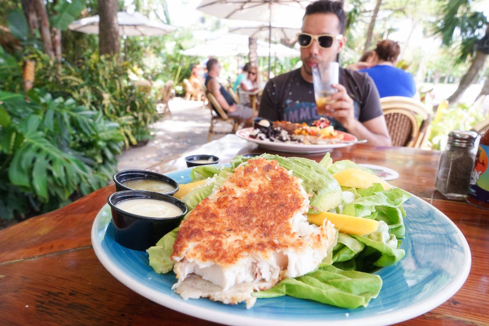 Guanabanas Restaurant Florida