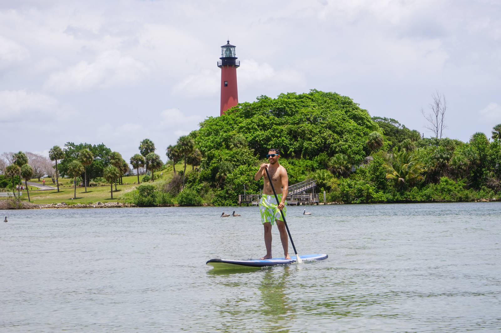 Stand Up Paddle Boarding in Florida_2