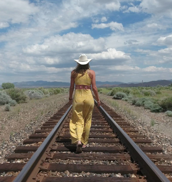 Travelling with Strangers on the Loneliest Road in America