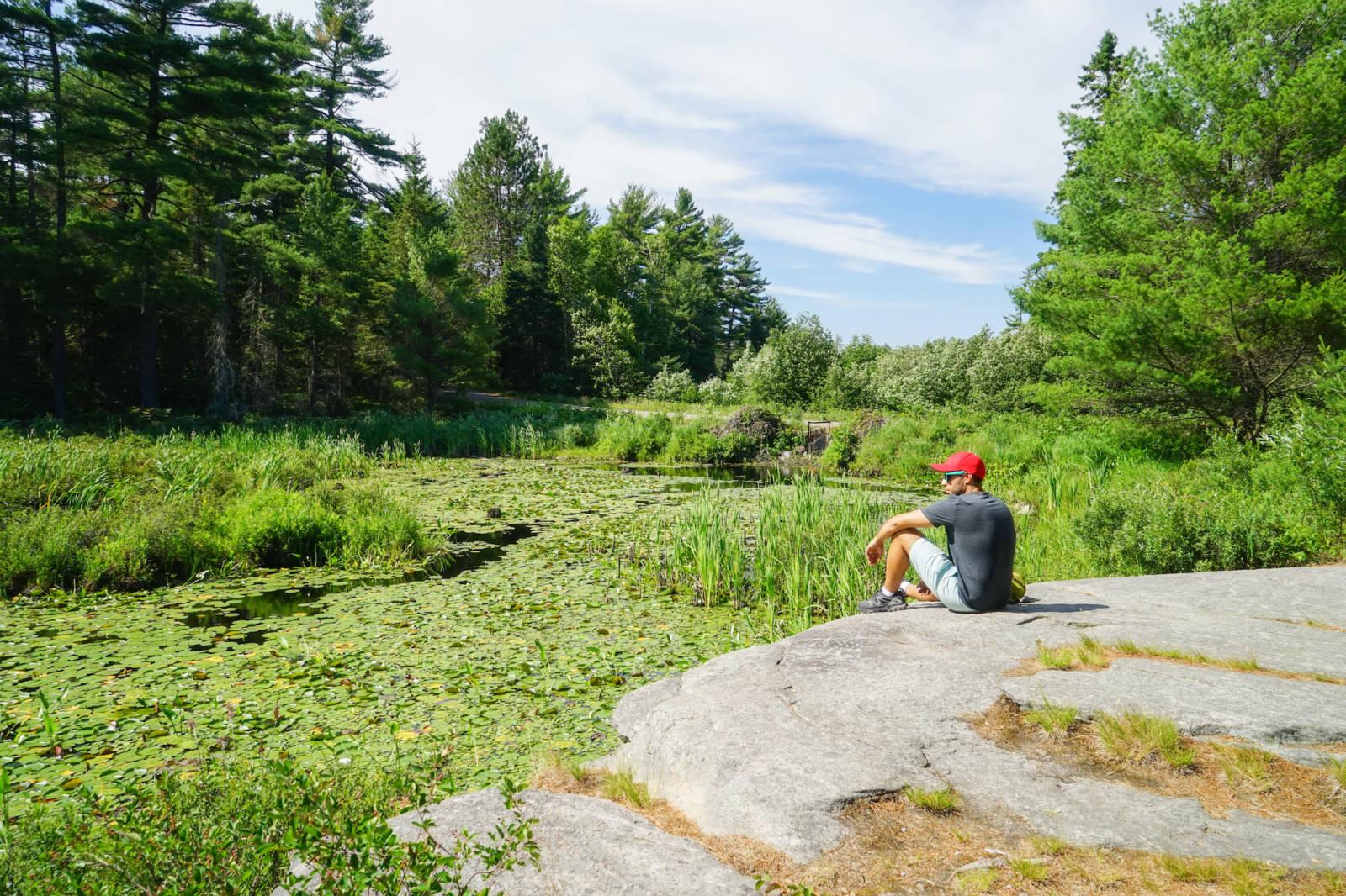 Camping in Ontario Canada_1