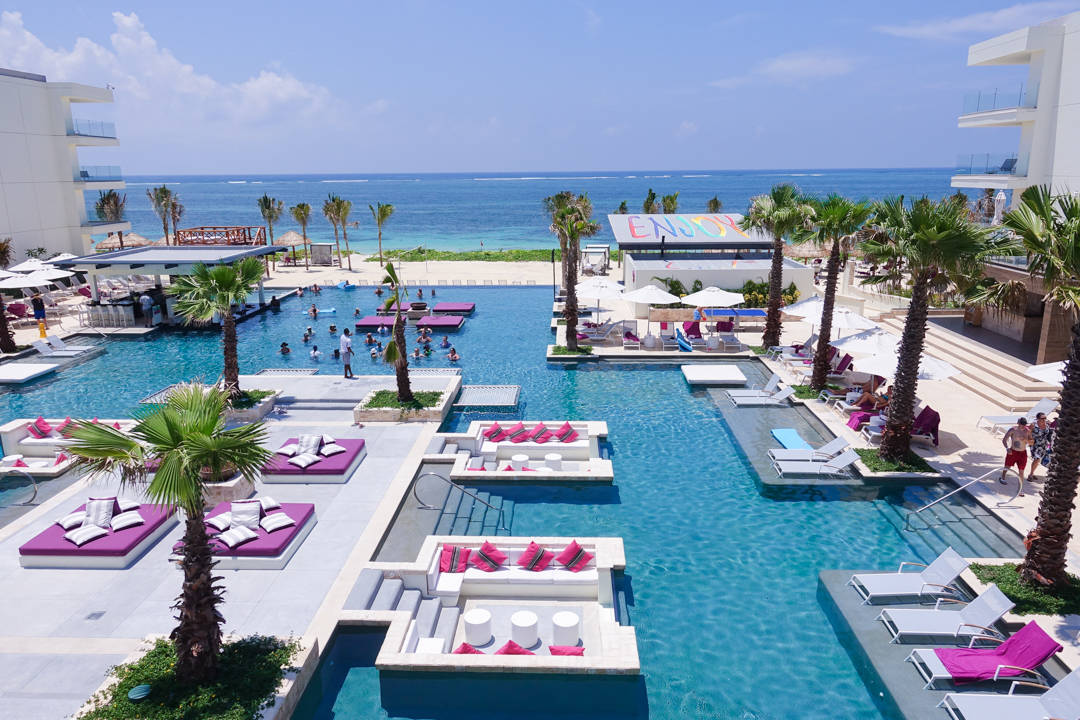 Cancun Resorts With Private Room Pools