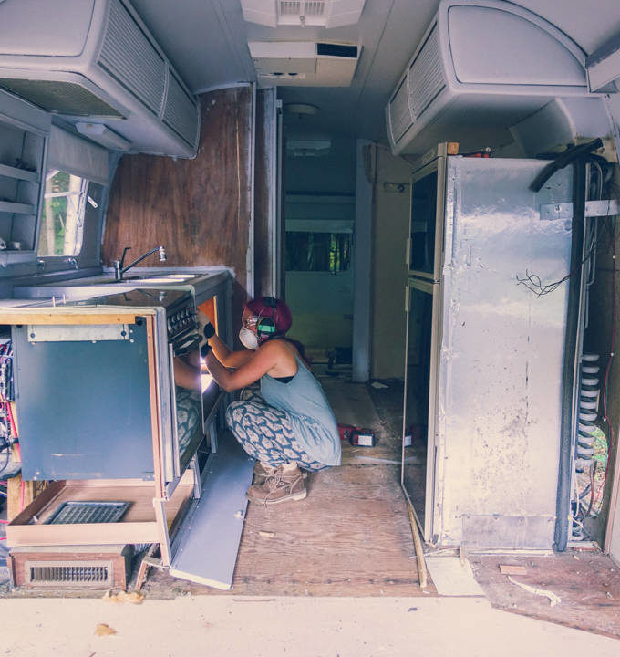 Why We Chose to Live in an Airstream Full Time