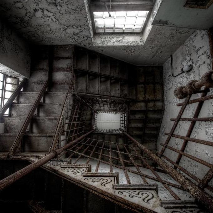 10 Of The Scariest Places in the World