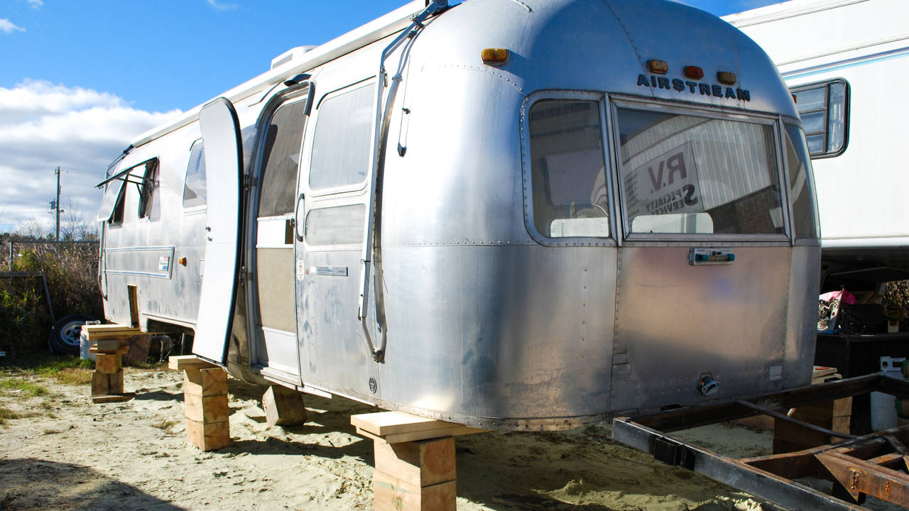 Living in an Airstream