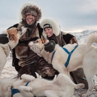 Dogsledding Ilulissat Greenland