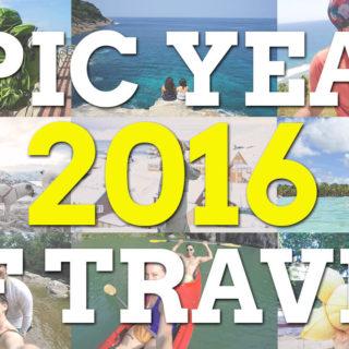 Epic Travel Montage