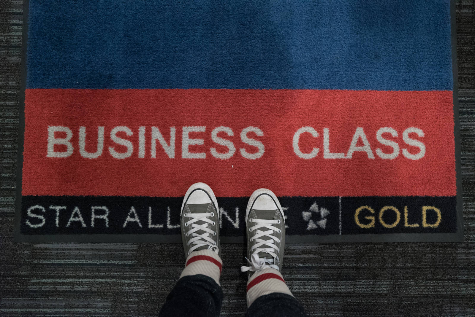Business Class with LOT Polish Airlines