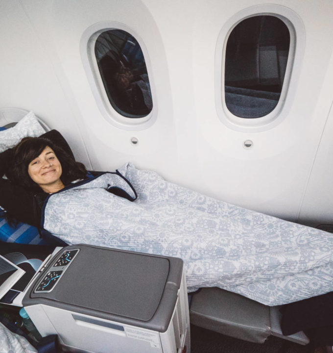 Flying Business Class with LOT Polish Airlines