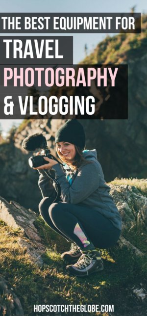 Best vlogging gear and travel equipment guide